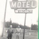 Big Pines RV Park Circa Mid 1940's
